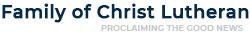 Family of Christ | Houlton, Wisconsin Logo